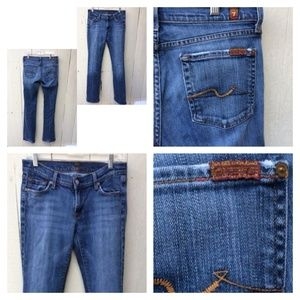 7 For All Mankind Ladies Jeans - 29